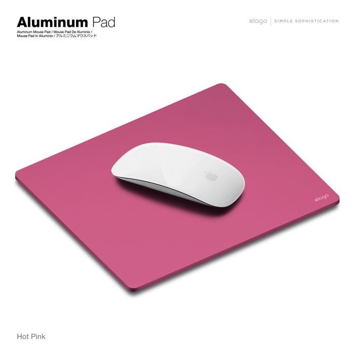 엘라고(ELAGO) 알루미늄 마우스패드