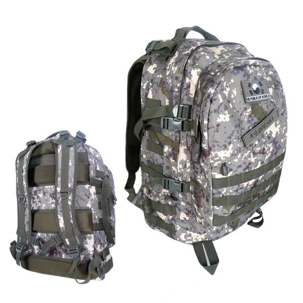 밀리터리백팩 육군 3day 보급형