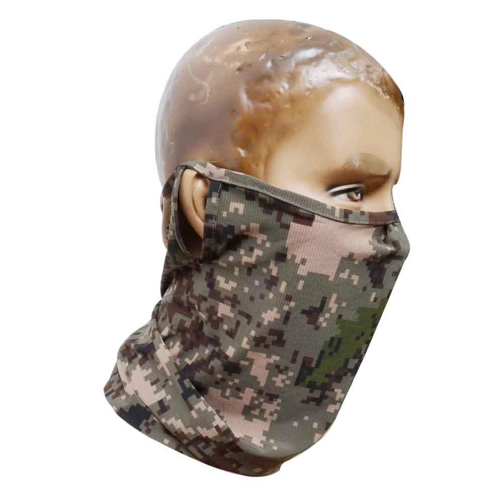 디지털 귀걸이 멀티스카프(군인용)